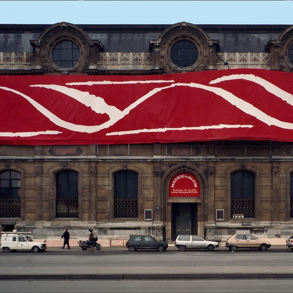 12 LA GRANDE VAGUE ROUGE MATISSE MUSEE DES BEAUX ARTS