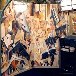 Jazz Bar décor Equip'Hôtel