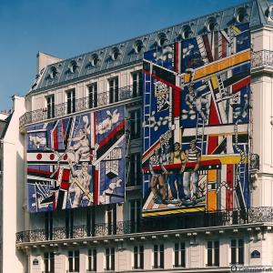 8 LOUDMER FERNAND LEGER PARIS