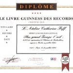 DIPLOME-GUINESS-RECORD