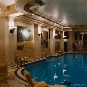 Hôtel Ritz, la piscine